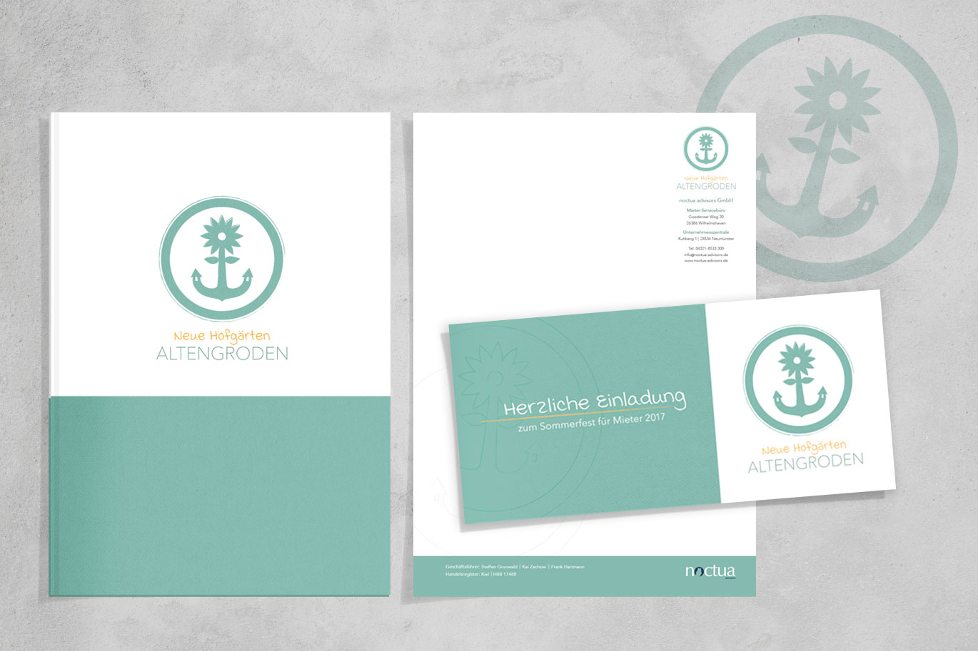 TAG:EINS Werbeagentur Frankfurt | Logo- & Corporate Design