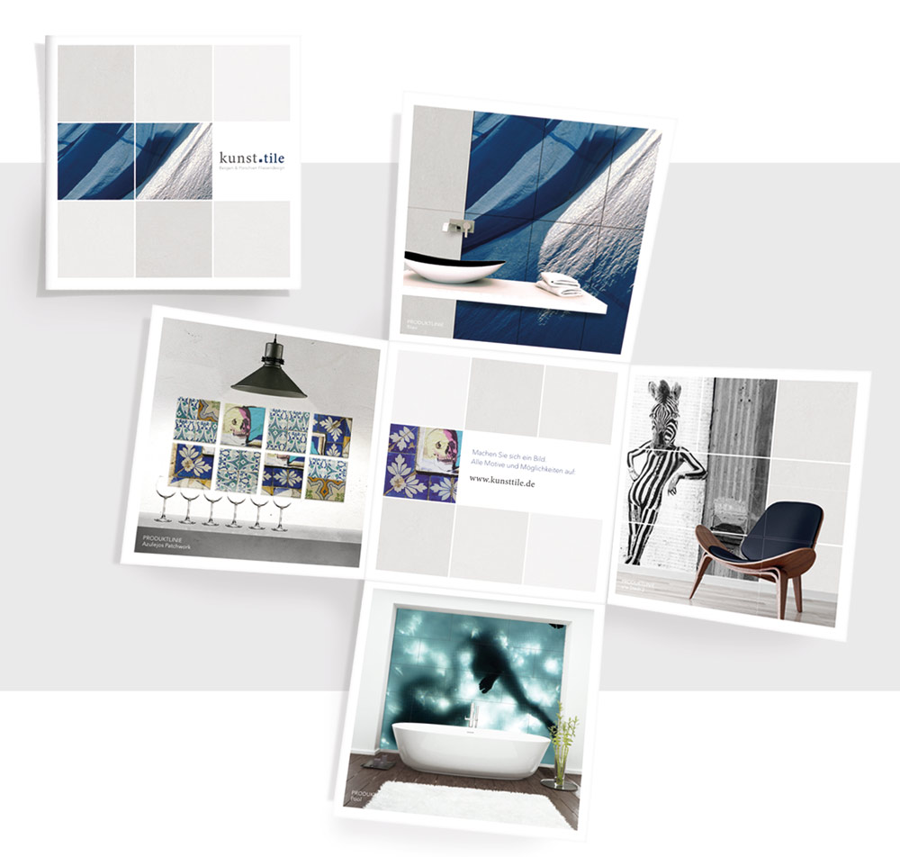 TAG:EINS Werbeagentur Print Design – Mailing
